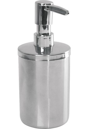 Flosoft Banyo Krom Sıvı Sabunluk 350 ml Set Üstü Flosoft FT678