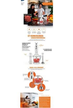 Goldmaster PE-3235 500W Fonksiyonlu Proeasy Blender