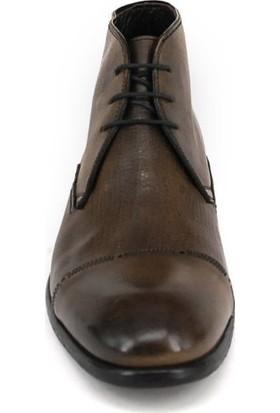 Shoemol 9920 - Siyah Vero Cuoio Erkek Ayakkabı