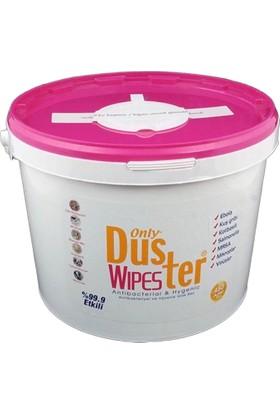 Only Duster Wipes Dezenfektanlı Islak Mendil 450'li