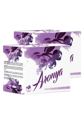 AKTARZANE Aronya Çayı Aronia Bitkisi Meyve Çayı 15 Günlük