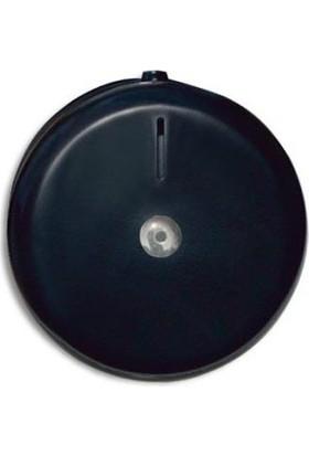 Arı Metal 7657-S Mini Cimri Tuvalet Kağıdı Verici Siyah Paslanmaz