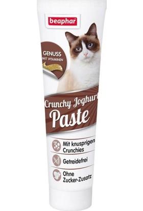 Beaphar Kıtırlı Yoğurtlu Kedi Pastası 100 gr