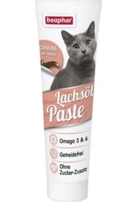 Beaphar Omega 3 & 6 Somonlu Kedi Pastası 100 gr