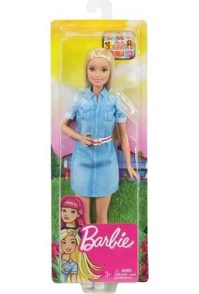 Barbie Seyatatte Bebeği GHR58