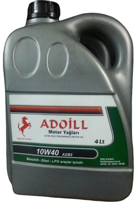 Petro Time Adoil Motor Yağ 10 W 40 Sentetik 4lt Benzin Dizel Lpg