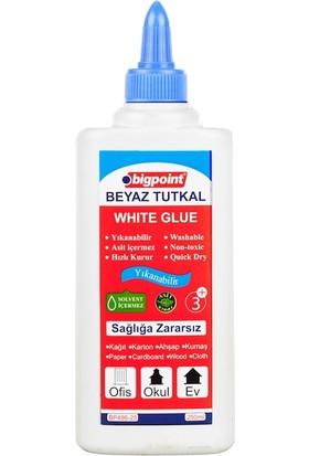 Bigpoint Beyaz Tutkal 250 ml 12'li Kutu