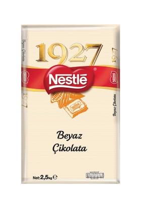 Nestle 1927 Kuvertur Fildişi 2,5 kg
