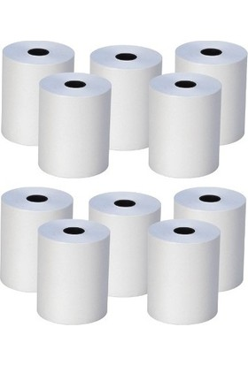 Dosy 56 x 16 mm Termal Rulo Pos Makinesi Kağıdı 10'lu