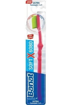 Banat Soft x 6080 Diş Fırçası Ultra Soft