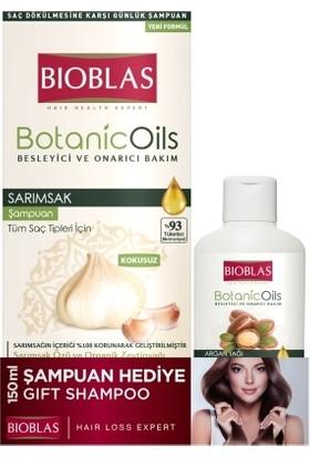 Bioblas Sarımsak Şampuanı 360 ml +150 ml