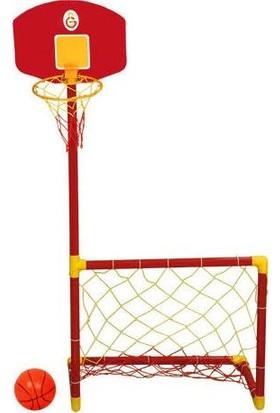 Akçiçek 834 GS Portatif Kale - Basket Potası 2'si Bir Arada