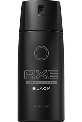 Axe Bodyspray Black 150 ml