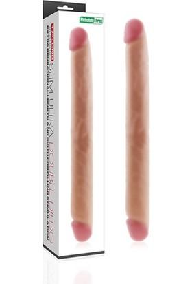 Lovetoy Ultra Double 45 cm Çift Taraflı Dildo Anal Vajinal Penis 43 cm