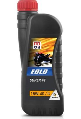Moil Eolo Super 4T 15W - 40 Motor Yağı 1 lt