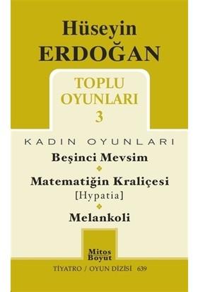 Toplu Oyunları 3 - Hüseyin Erdoğan