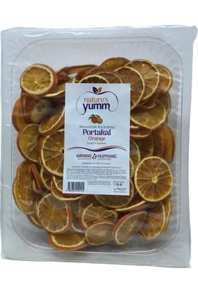 Nature's Yumm Kurutulmuş Dökme Portakal 750 gr