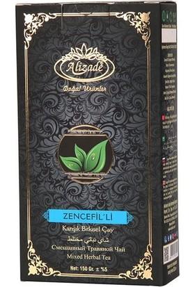Alizade Zencefilli Çay