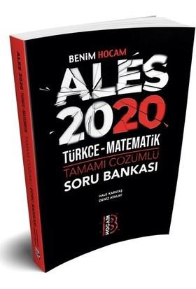 Benim Hocam Yayınları 2020 Ales Tamamı Çözümlü Soru Bankası