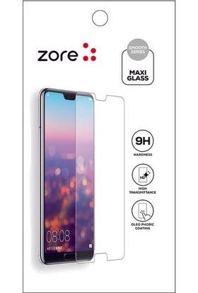 Kılıfist Huawei Honor 20 Zore Maxi Temperli Cam Ekran Koruyucu Şeffaf