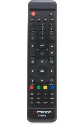 Octagon SF8008 4K UHD E2 DVB-S2X Twin Receiver