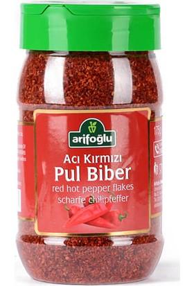 Arifoğlu Pul Biber - Acı Kırmızı 175g (Pet)