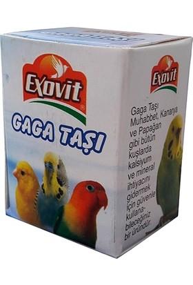 Exovit Gaga Taşı Kafes Askılı 2,5 cm - 3,4 cm