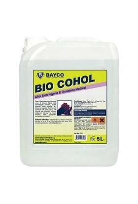 Bayco Bio Cohol Hijyenik El Temizleme Dezenfektanı 5 lt