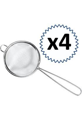 Ceyhanlar Çay Süzgeci Bardak Üstü 4 Adet