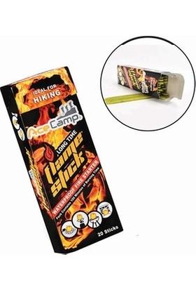 acecamp 3512.1 Flame Stick, Çıra (20 Adet)