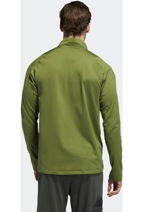 adidas Dy3047 Camo Ls Tee Erkek Sweatshirt