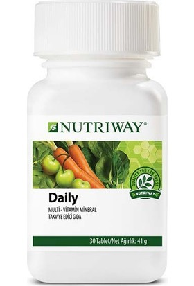 Amway Daily Nutrıway (30 Tablet)
