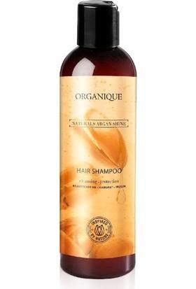 Organique Natural Argan Shine Şampuan 250 ml.