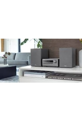 Denon D-T1 30W Grey Bluetooth CD Player Mikro Müzik Sistemi
