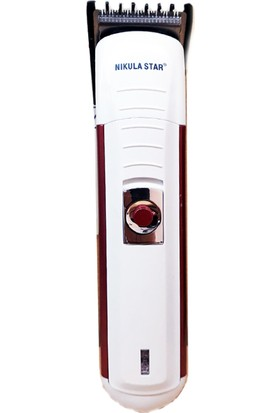 Nikula Star RDL-2030 Şarjlı Traş Makinesi