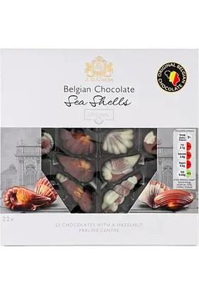 J. D. Gross Belgian Chocolate Sea Shells Deniz Kabuğu 250 gr