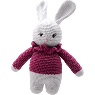 Videolu Amigurumi Oyuncak Tavşan Yapımı - M-Visible.com | 375x375
