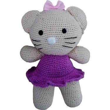 Big Hello Kitty Amigurumi Free Pattern | Πλεκτές κούκλες, Κούκλες ... | 375x375