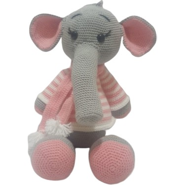 Fil Yapımı 1.Bölüm - Elephant Amigurumi #1 - YouTube | 375x375