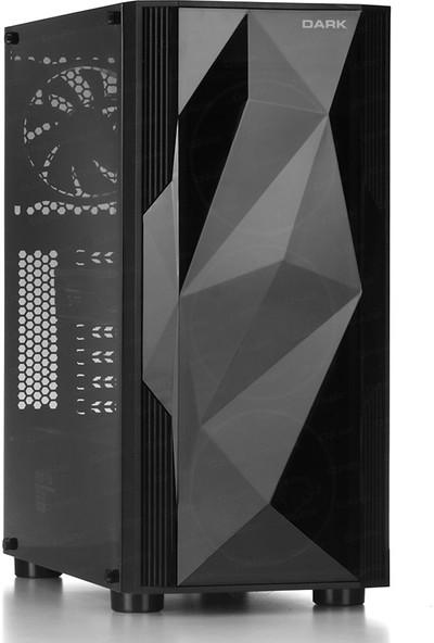 Dark Diamond PRO 4x12cm RGB USB 3.0 Bilgisayar Kasası DKCHDIAMONDPRO