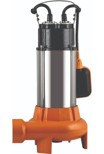 Mur-Cell Dalgıç Pompa 1100 W Parçalayıcılı