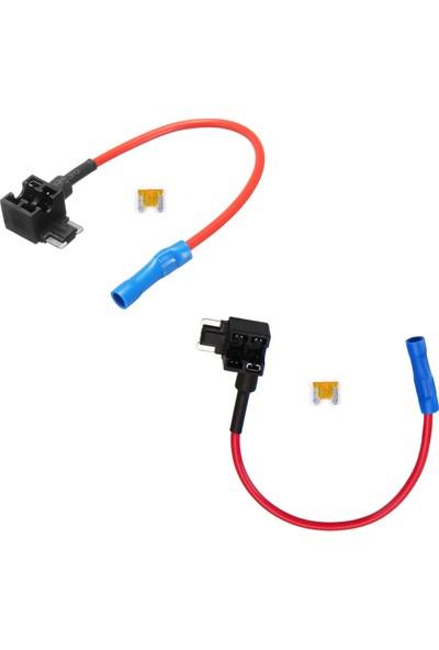 Viofo Fuse Tap Micro Tip Sigorta Kutusu Bağlantı Aparatı