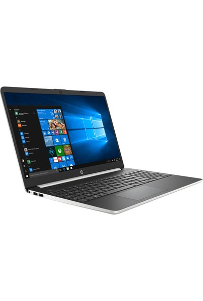 "HP 15S-FQ100NT Intel Core i5 1035G1 8GB 256GB SSD Windows 10 Home 15.6"" Taşınabilir Bilgisayar 8KR82EA"