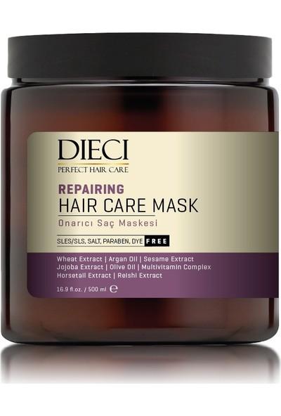 Dieci Repairing Hair Care Mask 500 ml