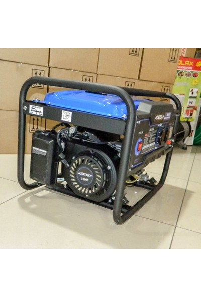 Datsu DBJ3800 Benzinli Jeneratör Ipli 2.8 Kva