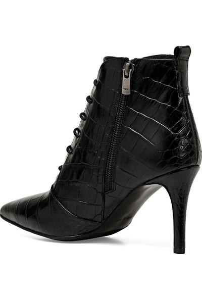 Nine West Sheıla Siyah Kadın Topuklu Ayakkabı