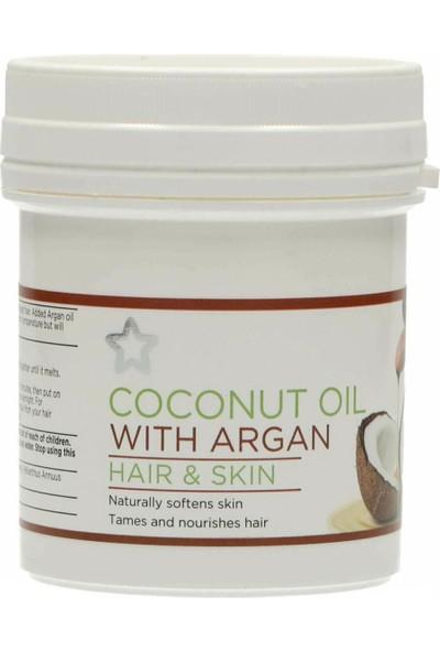 Superdrug Coconut Oil With Argan Oil 125 Ml