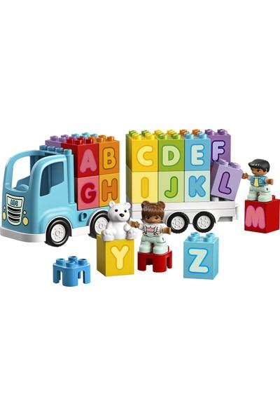 LEGO® DUPLO® 10915 İlk Alfabe Kamyonum