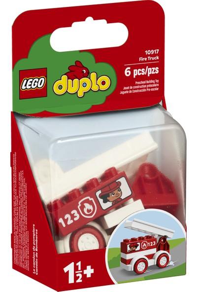 LEGO® DUPLO® 10917 İlk İtfaiye Kamyonum