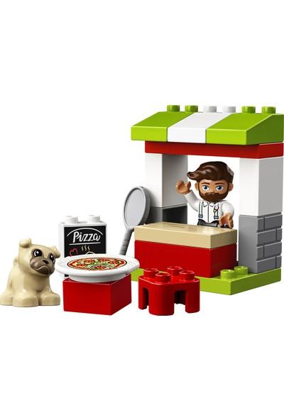 LEGO® DUPLO® 10927 Kasaba Pizza Standı